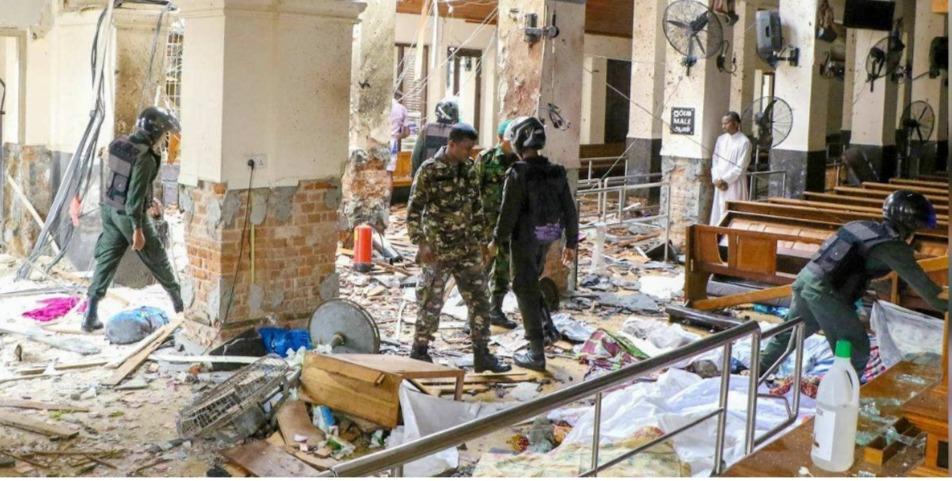 Фото Количество погибших в Шри-Ланке превысило 300 человек 2