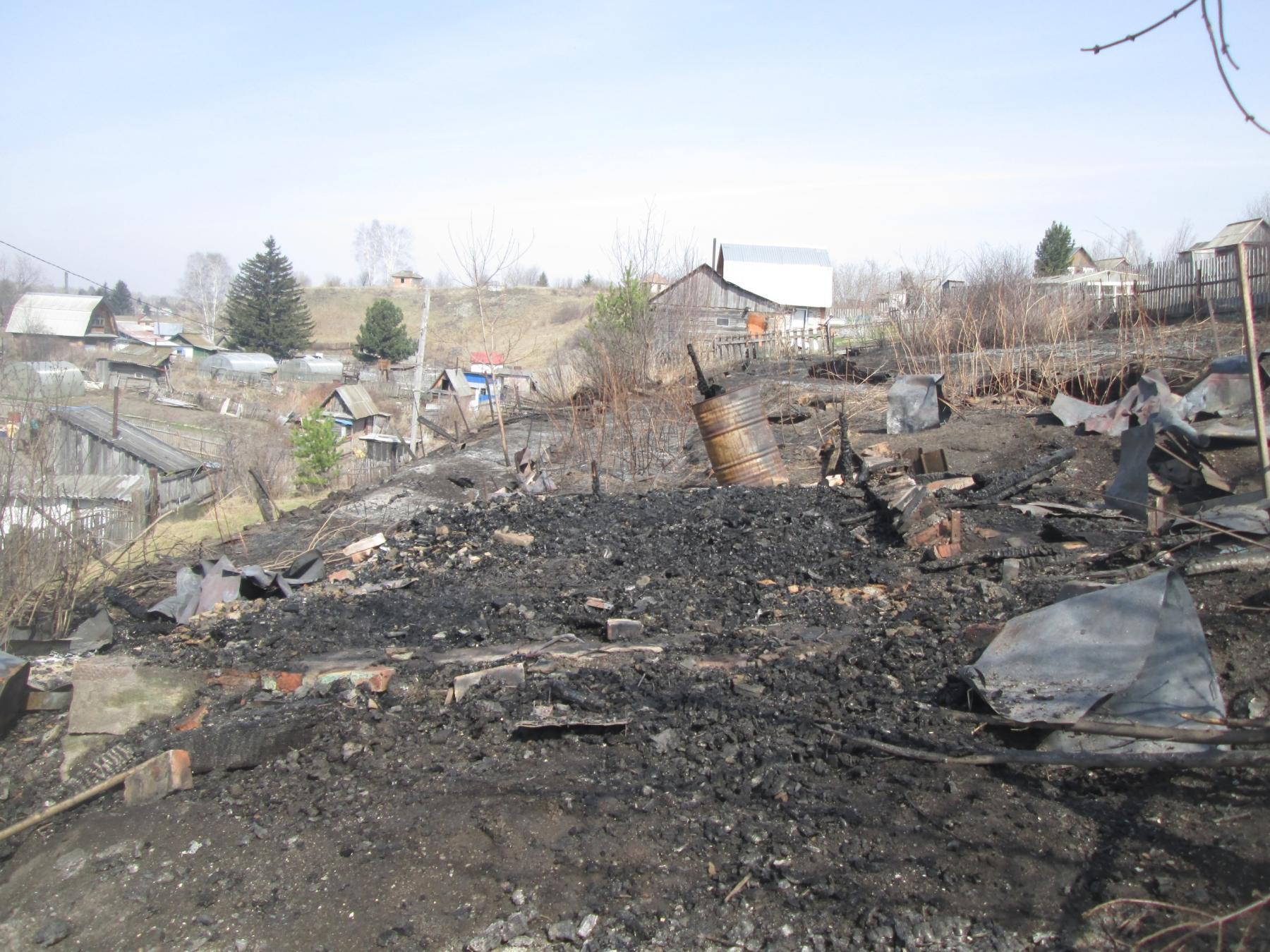 Уже сгорели 15 дач и сотни гектаров леса: окрестности Новосибирска охвачены огнем