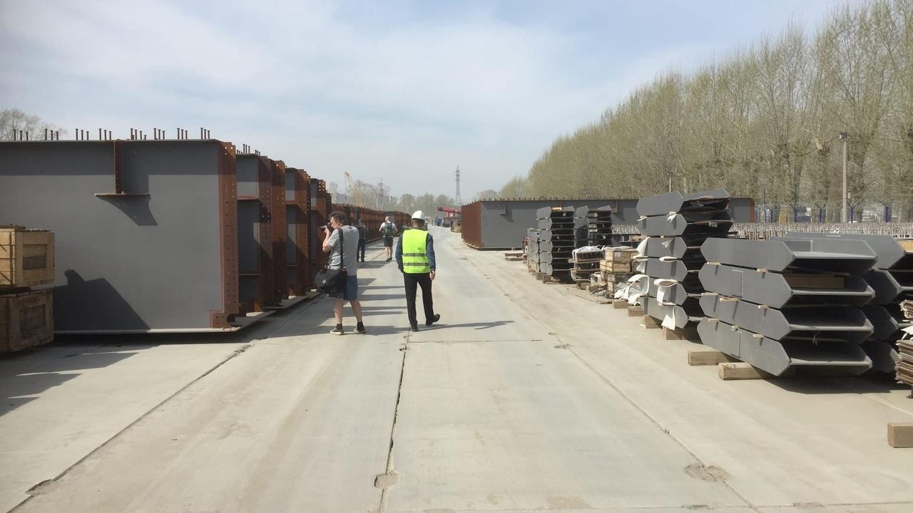 Фото Строительство четвёртого моста в Новосибирске: о перспективах переправы расскажут власти региона 5