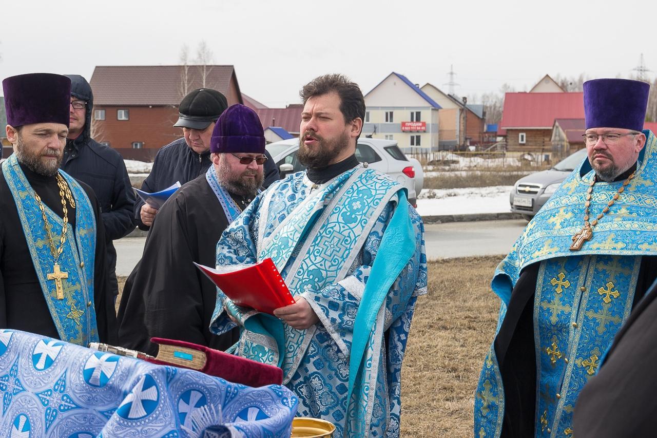 фото «В парикмахерскую – можно, а в церковь – нельзя?»: верующих возмутило закрытие храмов на Пасху в Новосибирске 5
