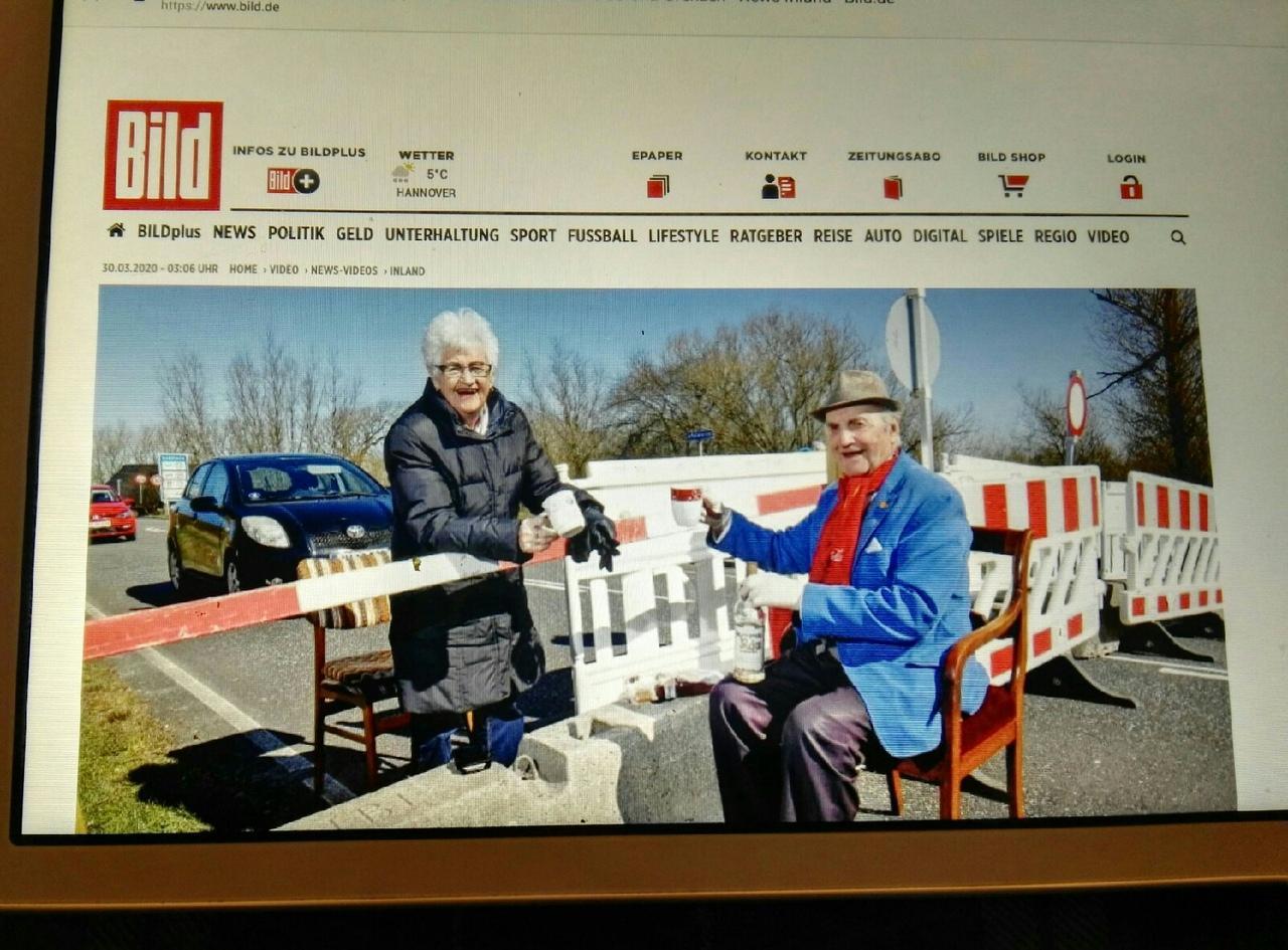Фото «Мы ничего не замечали»: живущая в Германии новосибирская журналистка рассказала, как коронавирус меняет жизнь 6
