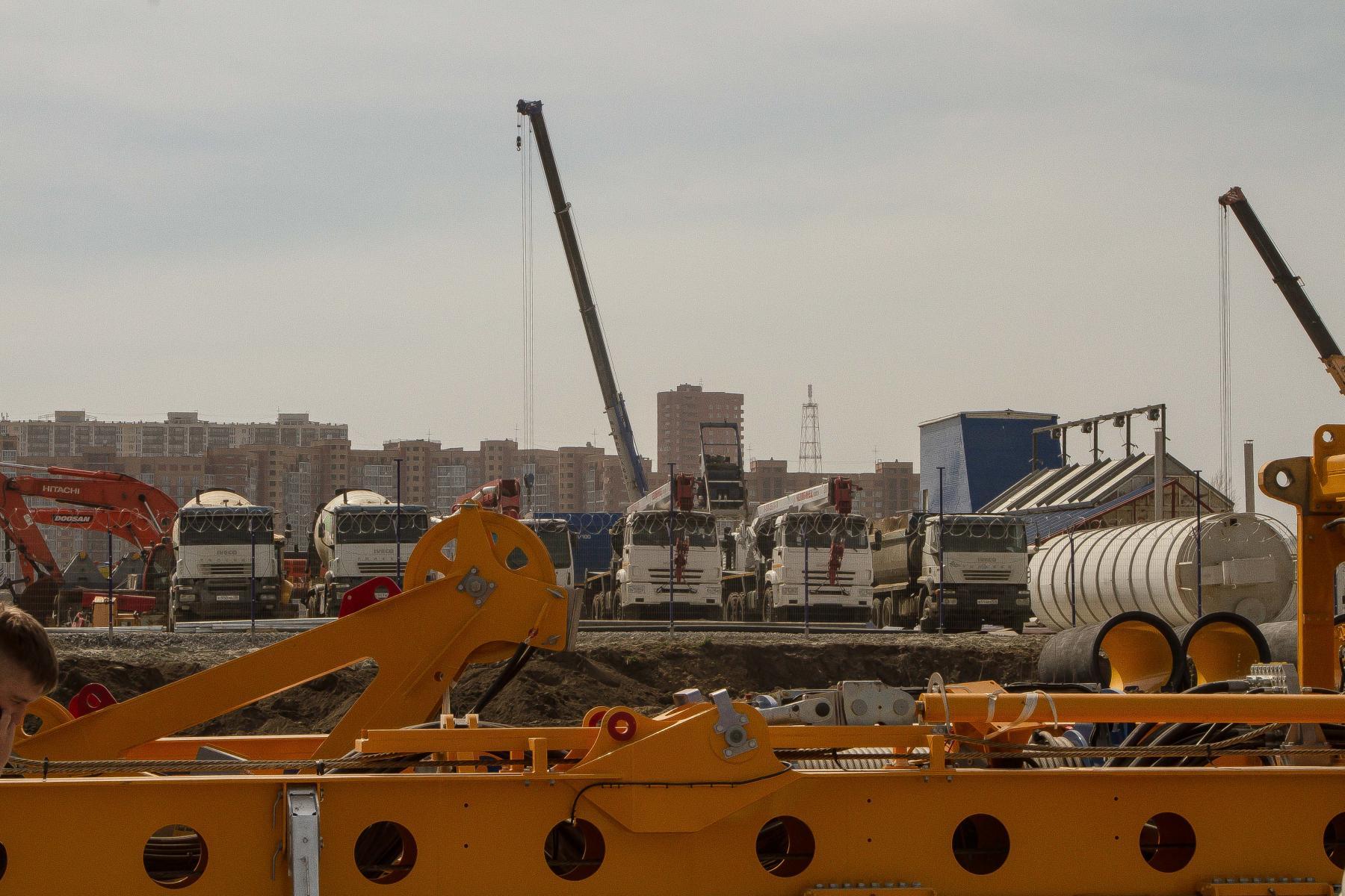 Фото «Наращиваем темп»: в Новосибирске начинается активная фаза строительства четвёртого моста через Обь 8
