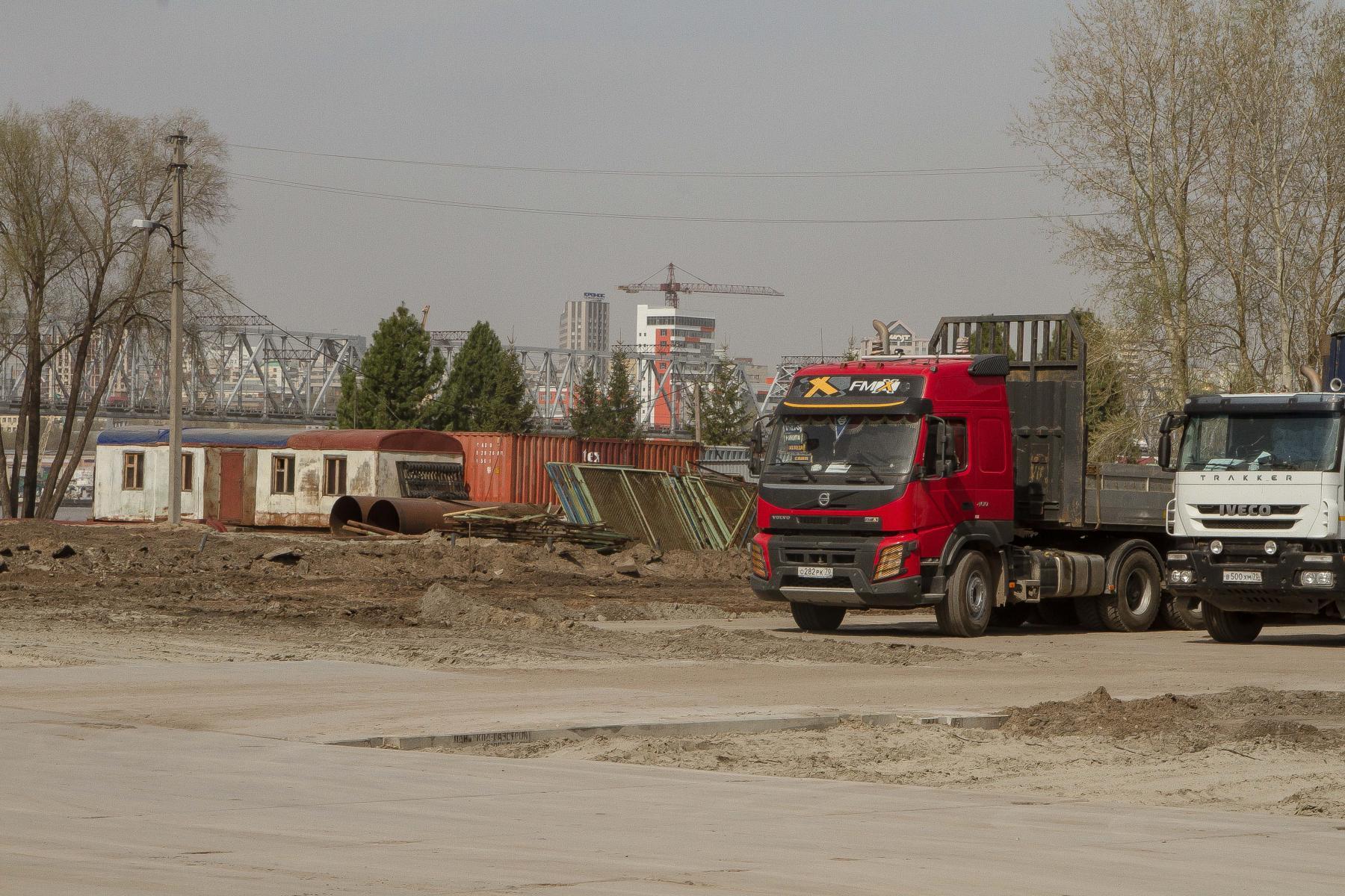 Фото «Наращиваем темп»: в Новосибирске начинается активная фаза строительства четвёртого моста через Обь 7