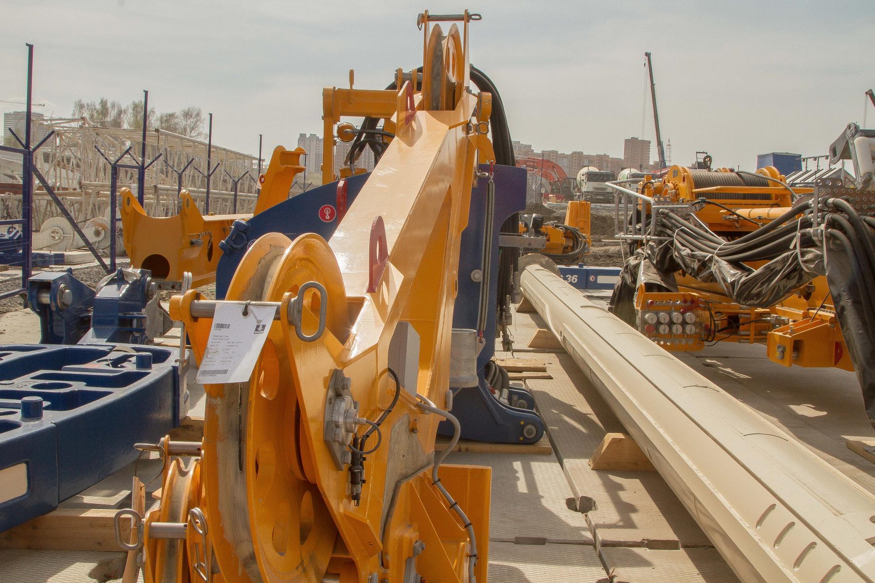 Фото «Наращиваем темп»: в Новосибирске начинается активная фаза строительства четвёртого моста через Обь 5