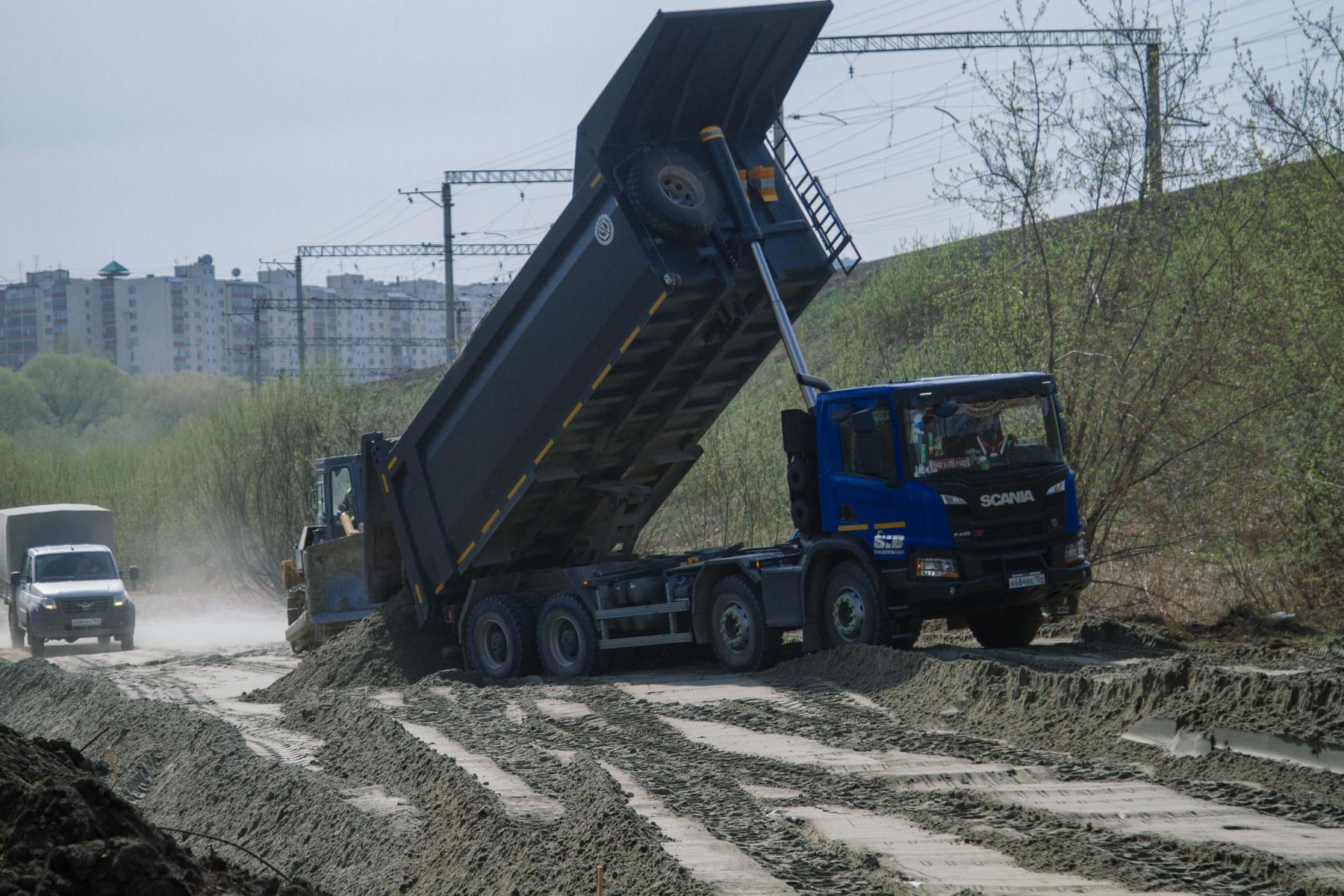 Фото «Наращиваем темп»: в Новосибирске начинается активная фаза строительства четвёртого моста через Обь 9