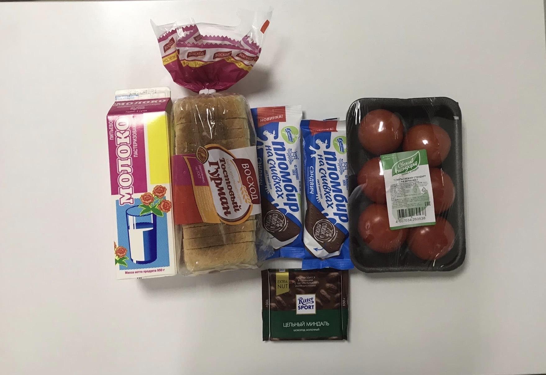 фото Кушать подано: эксперимент Сиб.фм – сравниваем цены, скорость и качество доставки продуктов 5