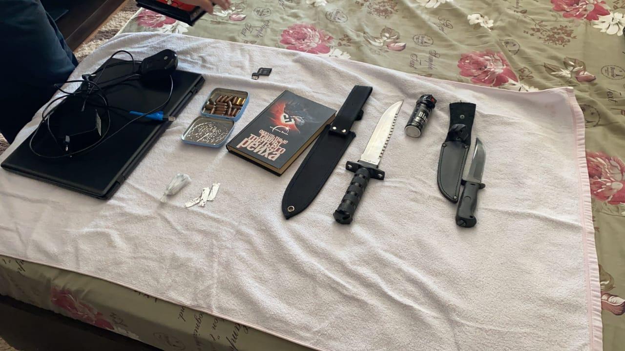 Фото Националиста в Новосибирске приговорили к 6 годам колонии за призывы к терактам 2