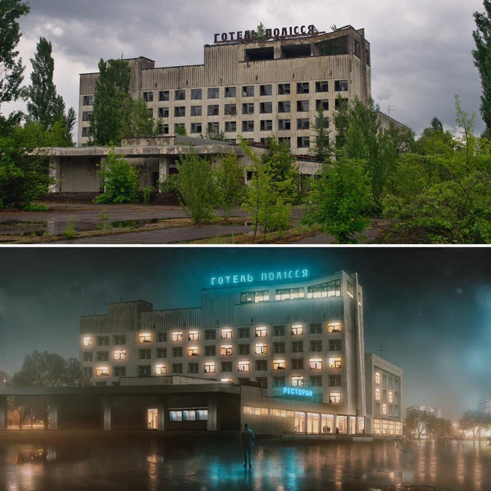 фото Если бы Чернобыль не случился 9
