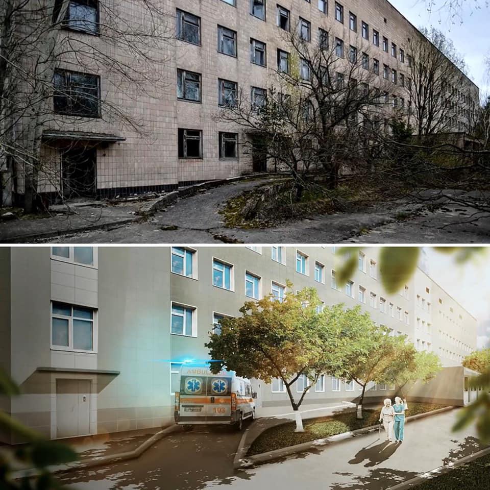 фото Если бы Чернобыль не случился 3
