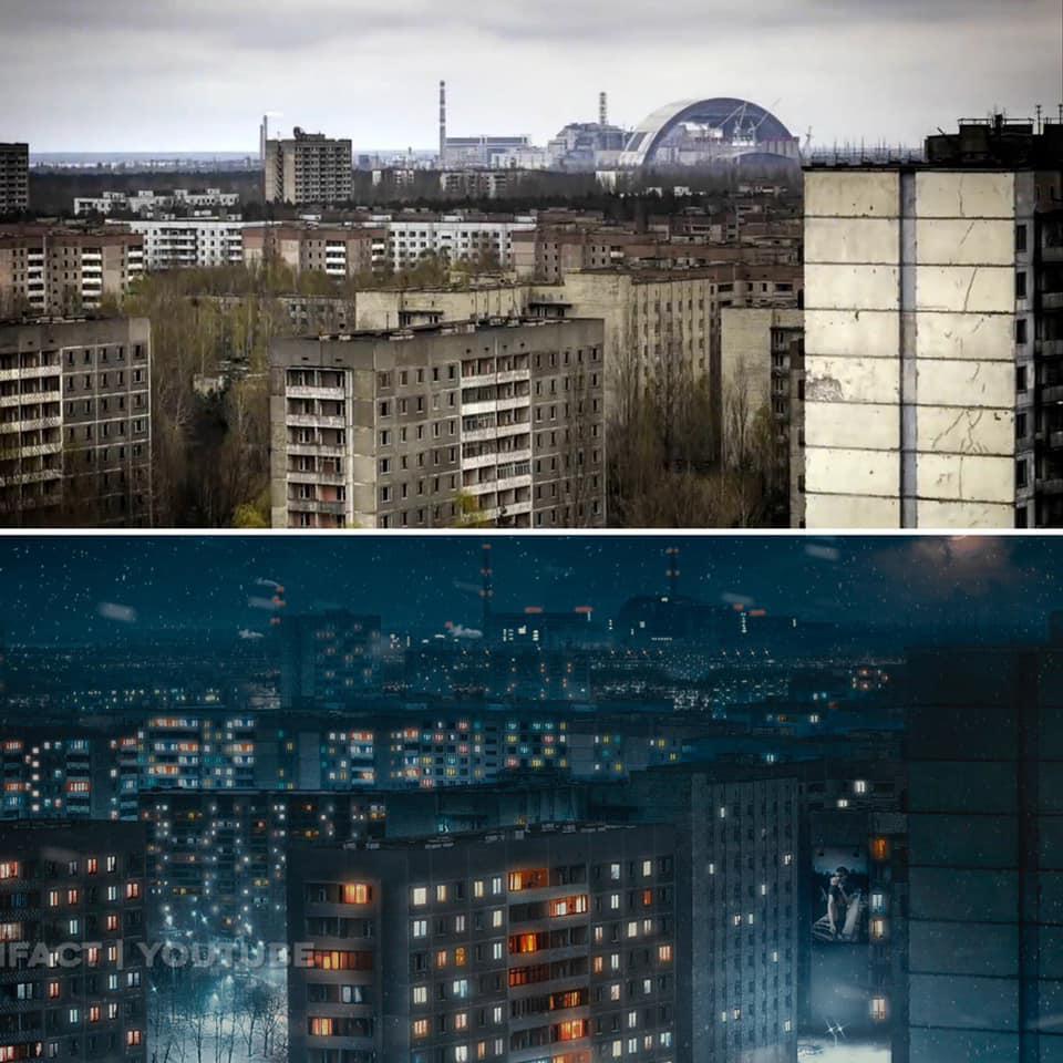 фото Если бы Чернобыль не случился 7