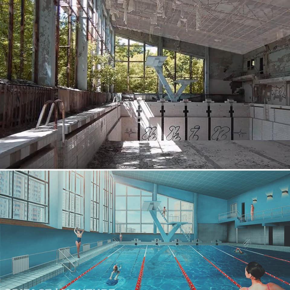 фото Если бы Чернобыль не случился 8