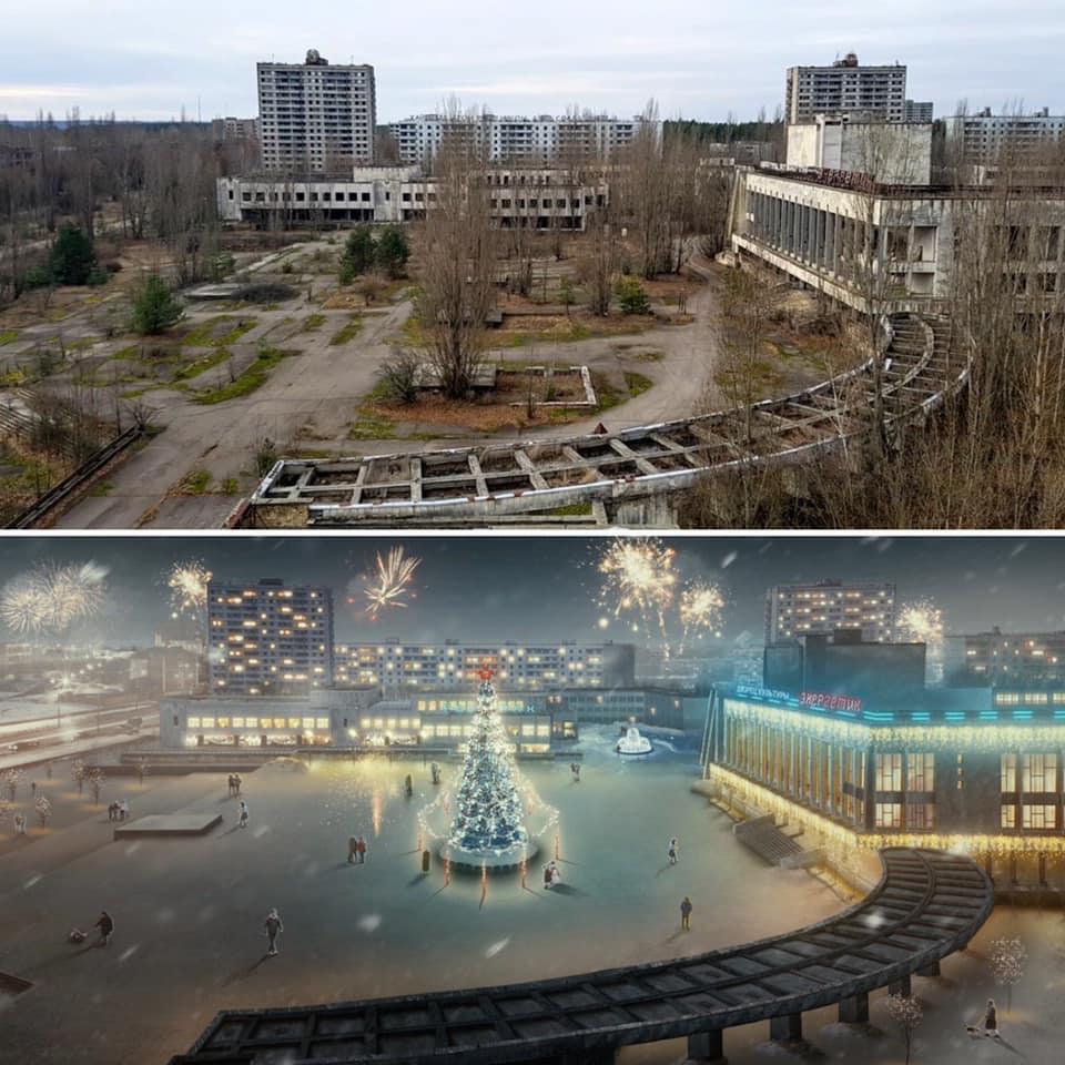 фото Если бы Чернобыль не случился 5