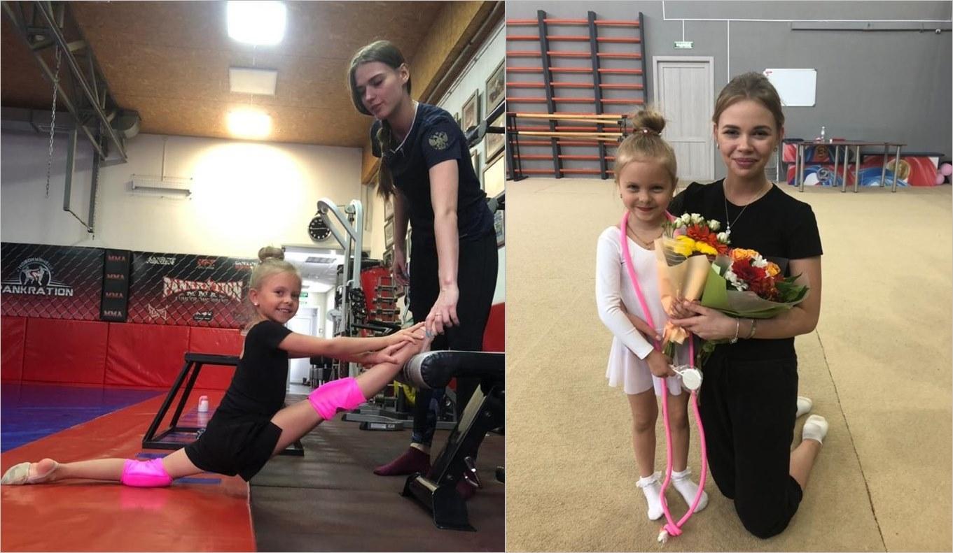фото «Пришлось пропускать детский сад»: как 6-летняя девочка из Кузбасса завоевала титул «Маленькая Мисс России-2021» 5