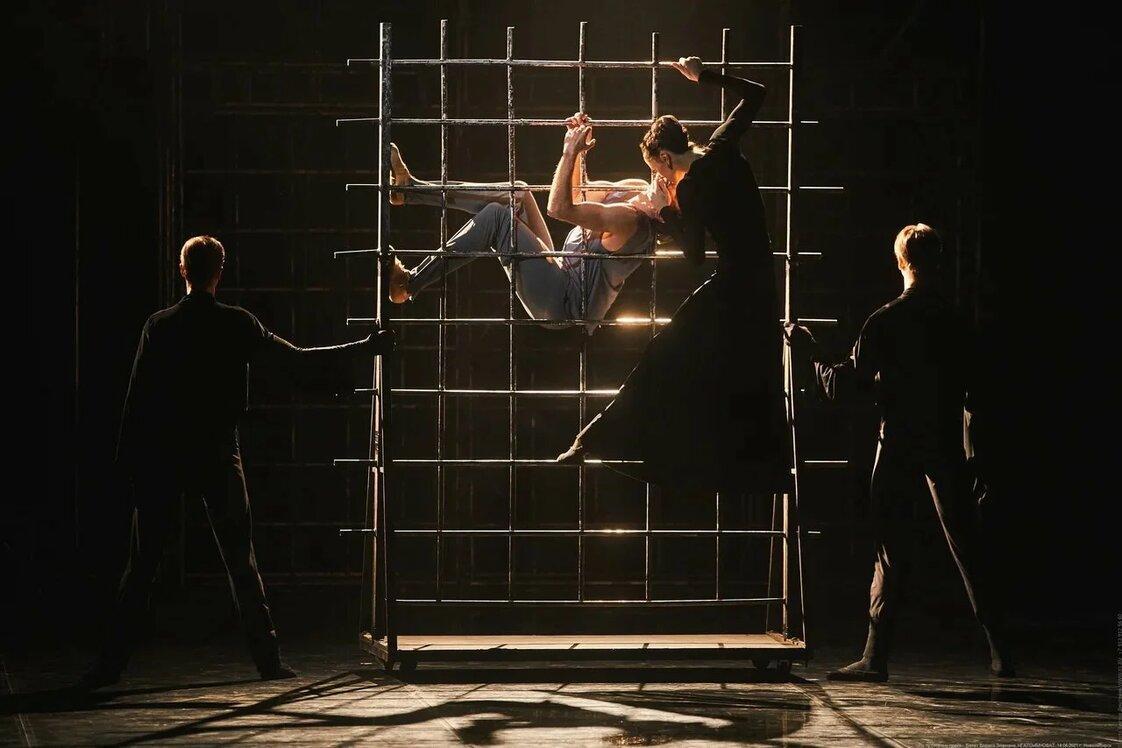 фото «По ту сторону греха»: Санкт-Петербургский театр балета Бориса Эйфмана устроил танцевальное пиршество на сцене НОВАТа 7