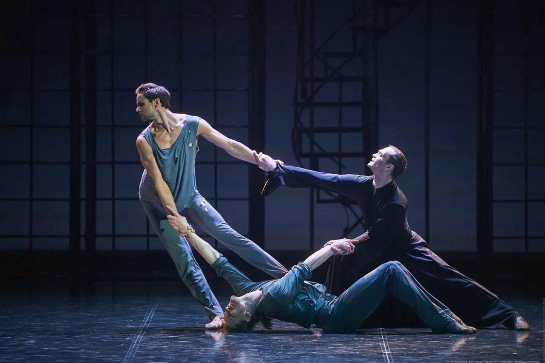 фото «По ту сторону греха»: Санкт-Петербургский театр балета Бориса Эйфмана устроил танцевальное пиршество на сцене НОВАТа 4
