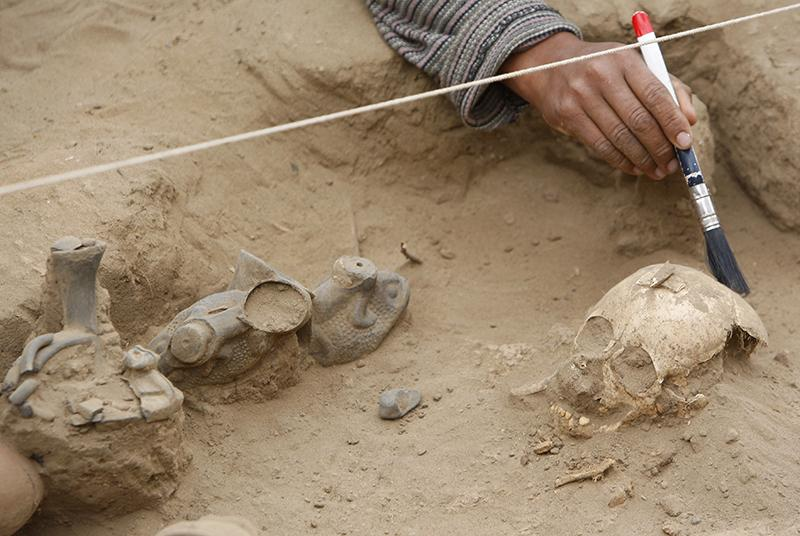 Фото Школа гладиаторов, захоронение детей, клад майя и корабль викингов: находки учёных, которые перевернули мир 4