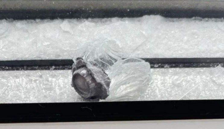 фото В Красноярске неизвестные обстреляли дом 2