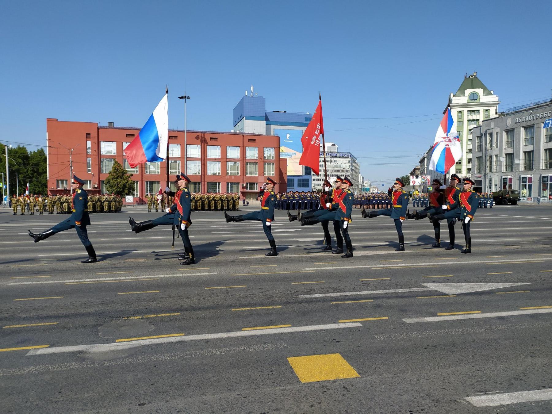 фото День Победы в Новосибирске: полная программа мероприятий 9 мая 2021 года 5
