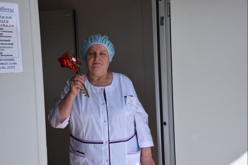 фото Два новых ФАПа начали работу в Тогучинском районе благодаря нацпроекту «Здравоохранение» 2