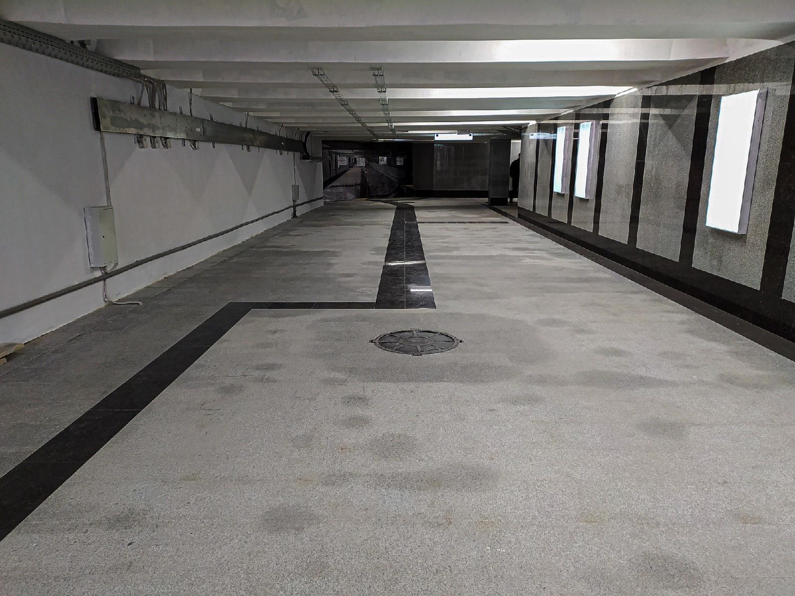 фото Подземный переход открыли на Красном проспекте в Новосибирске: 9 фото после реконструкции 2