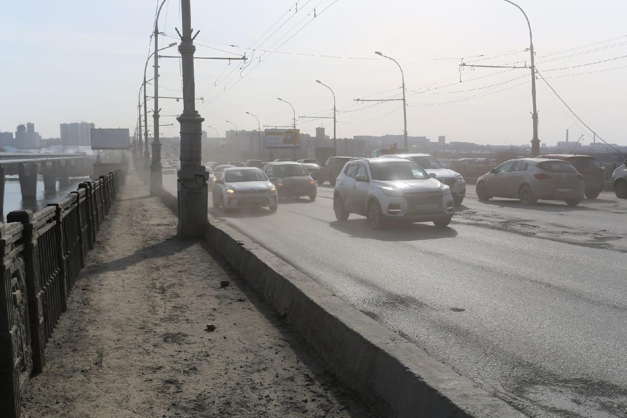 фото Иммунолог сообщила об опасности пыли на улицах Новосибирска 2