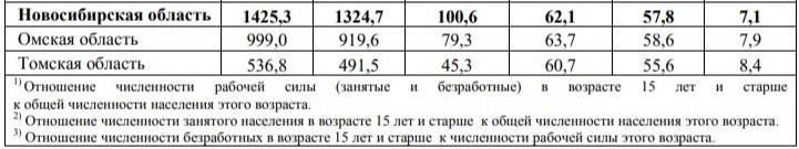 фото Численность безработных превысила 100 тысяч человек в Новосибирской области в 2021 году 3