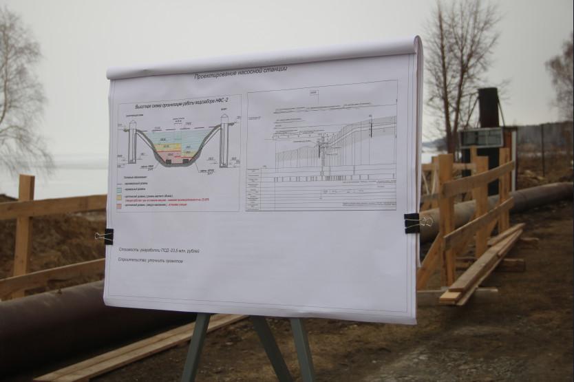 фото Новый водозабор сдадут в Бердске в 2021 году 3