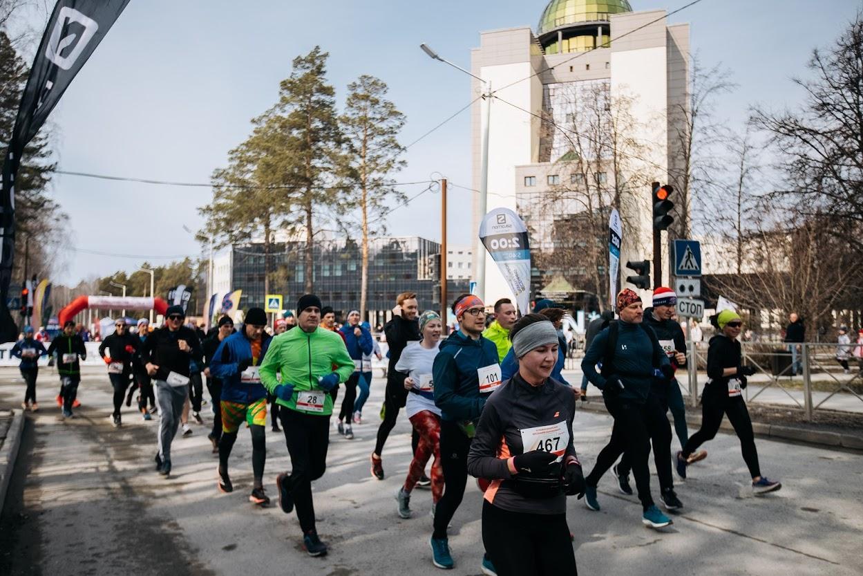 фото 1000 атлетов пробежали на VI Новосибирском Весеннем полумарафоне 4