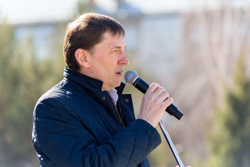 фото 72-я эстафета памяти воинов-сибиряков прошла в Новосибирске 6