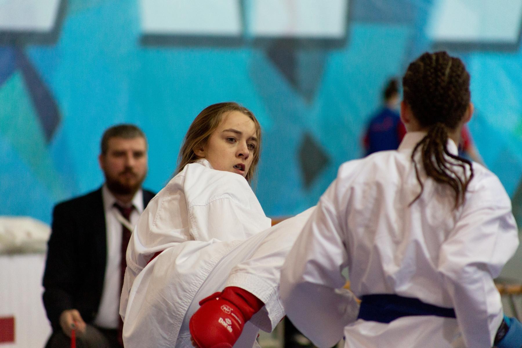 фото В Новосибирске торжественно открыли соревнования по карате «Кубок Успеха» 3