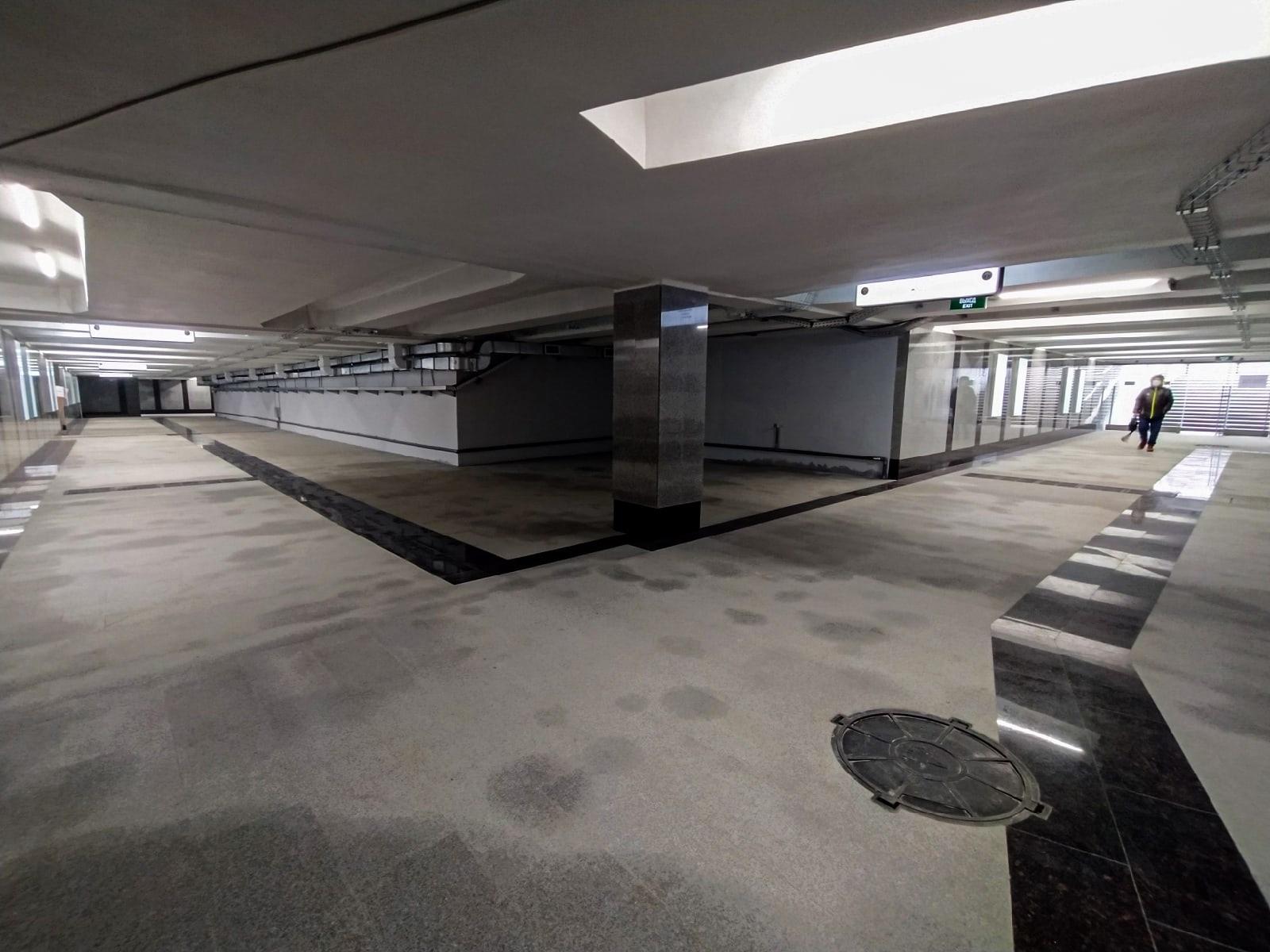 фото Подземный переход открыли на Красном проспекте в Новосибирске: 9 фото после реконструкции 7
