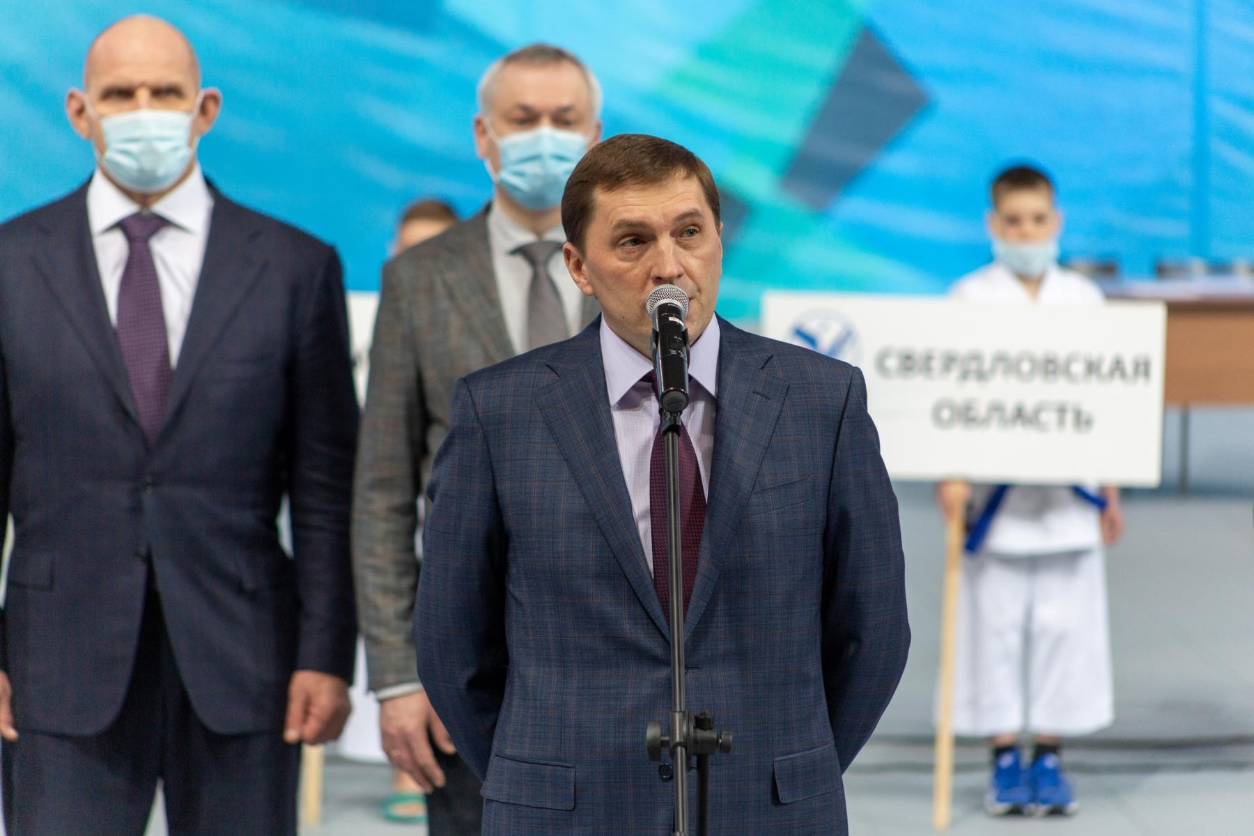 фото В Новосибирске торжественно открыли соревнования по карате «Кубок Успеха» 2