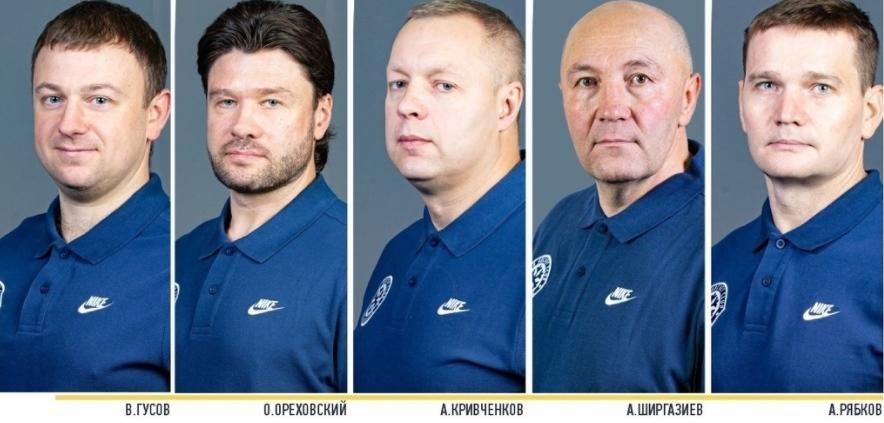 Фото Хоккейную «Сибирь» в апреле покинут пять тренеров 2