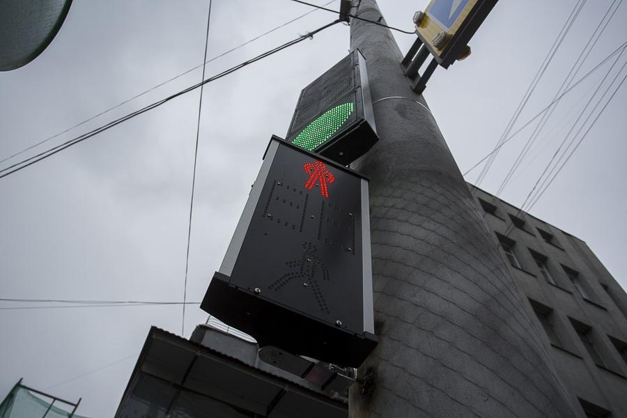 фото На площадях Труда и Энергетиков в Новосибирске изменят работу светофоров 2