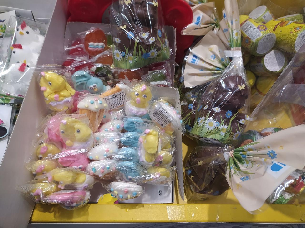 фото Куличи и красители для яиц к Пасхе: обзор цен на праздничные товары в Новосибирске 19