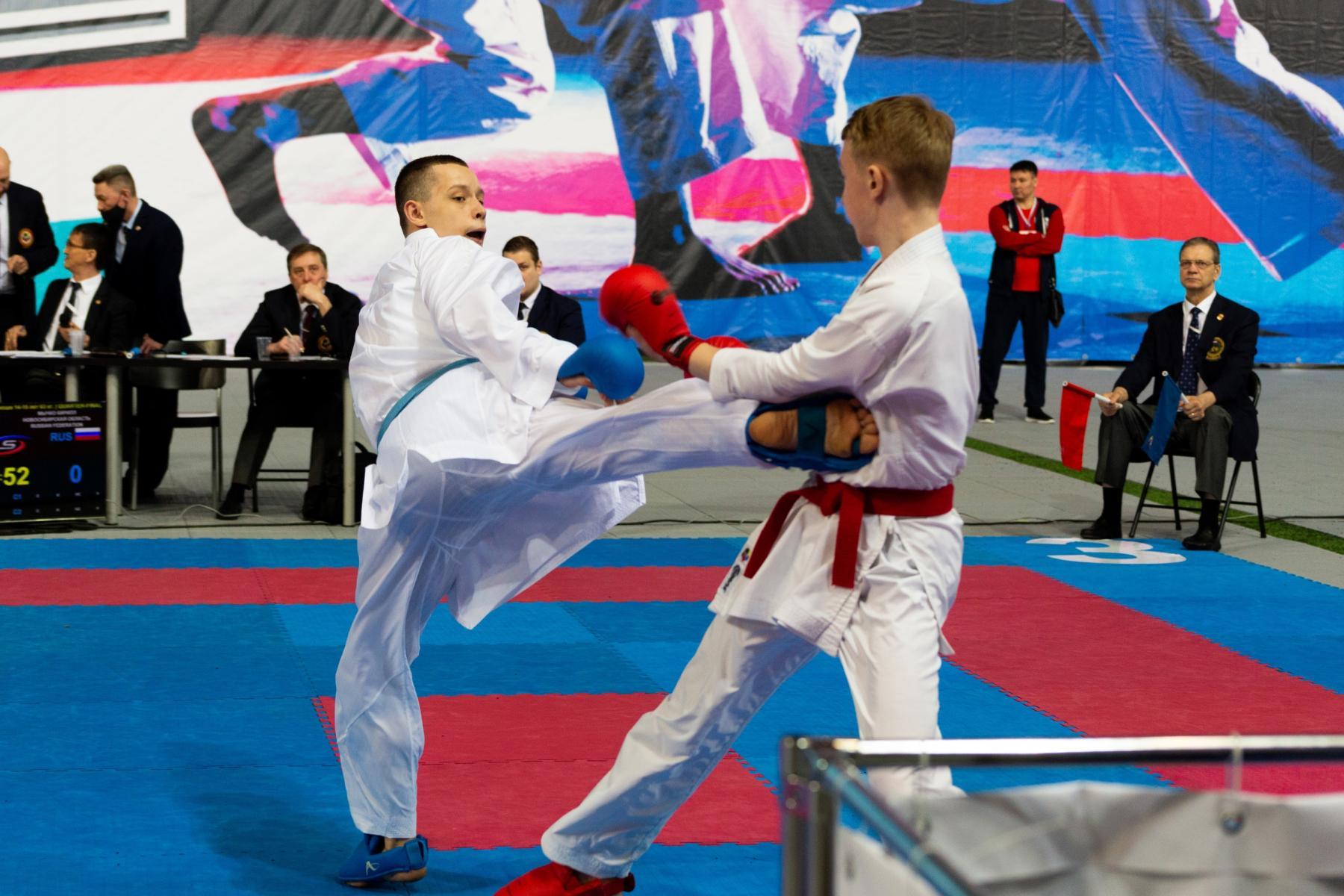 фото В Новосибирске торжественно открыли соревнования по карате «Кубок Успеха» 5