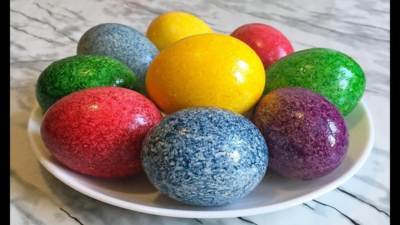 фото Красим яйца к Пасхе: рецепты и советы новосибирских мастериц 2