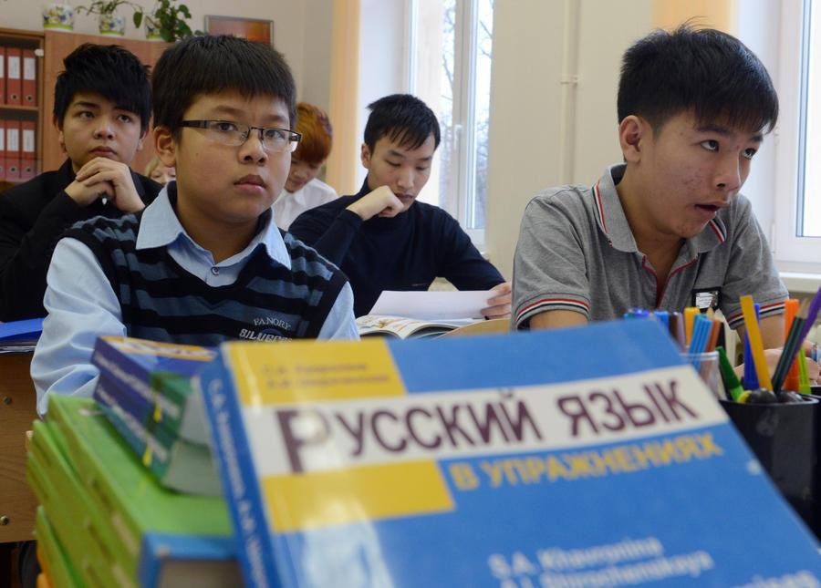 Фото «Научить ребёнка-мигранта математике и биологии – не то же самое, что научить его русской культуре и традициям»: эксперты о «мигрантских» школах в Новосибирске 4