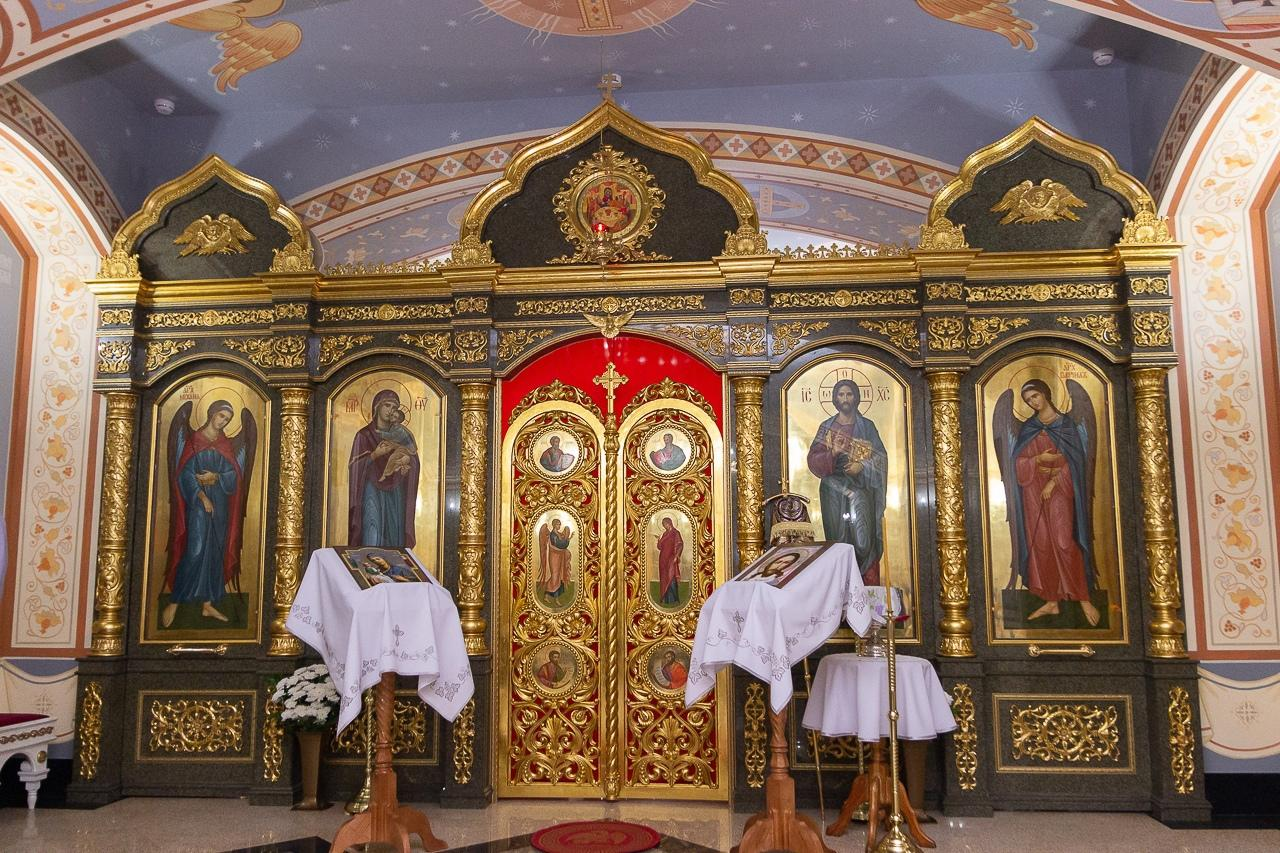 фото Храм в честь иконы Божией Матери открыли в Мочище под Новосибирском 2
