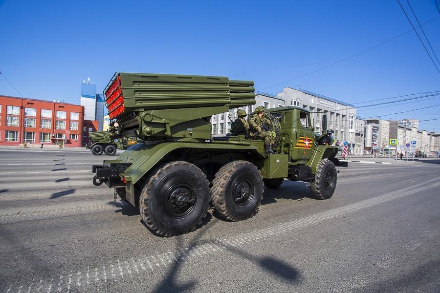 фото День Победы в Новосибирске: полная программа мероприятий 9 мая 2021 года 6