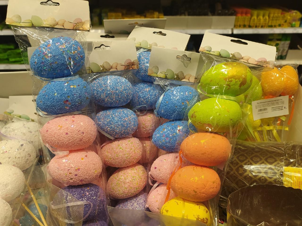 фото Куличи и красители для яиц к Пасхе: обзор цен на праздничные товары в Новосибирске 16