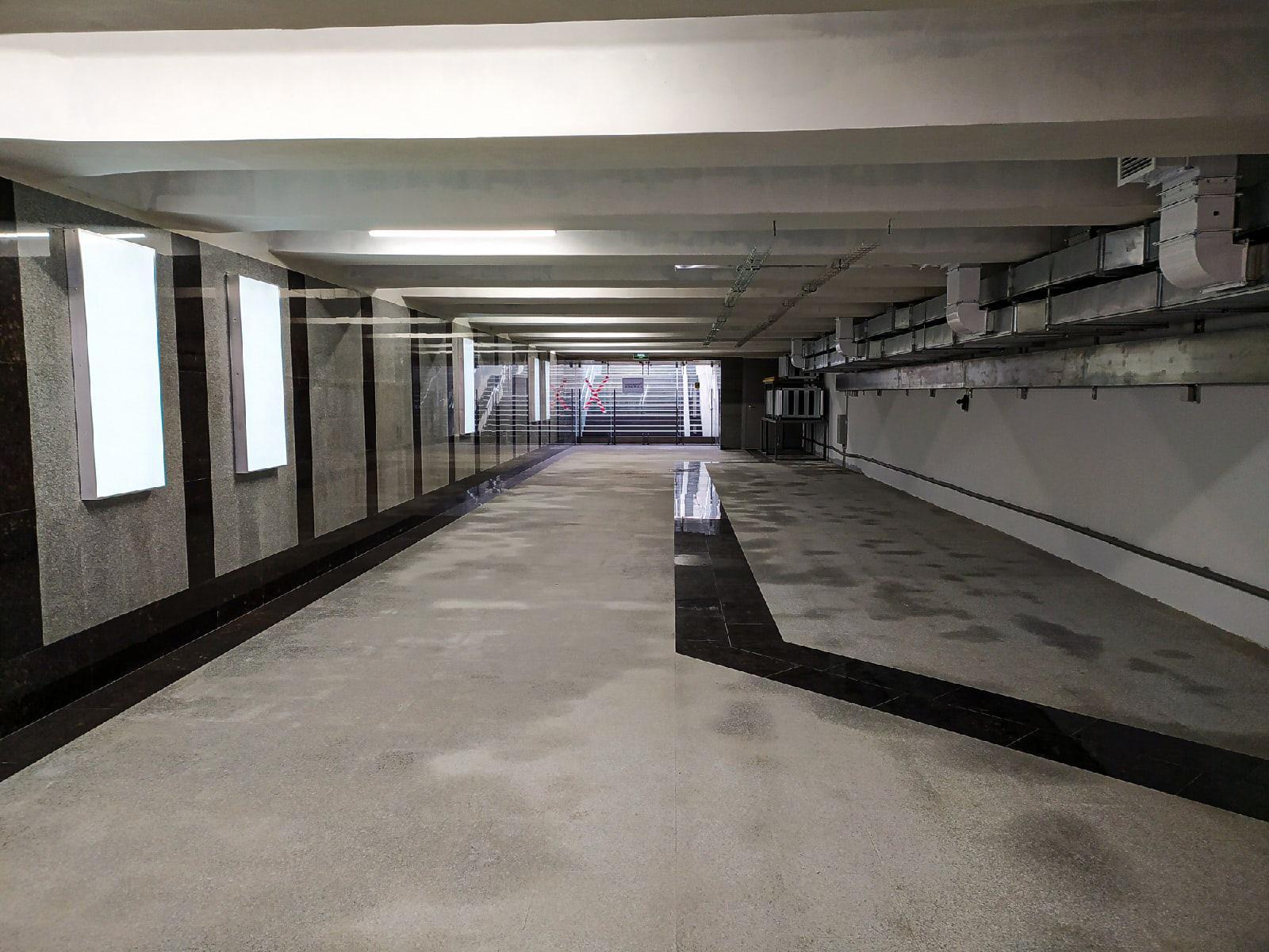 фото Подземный переход открыли на Красном проспекте в Новосибирске: 9 фото после реконструкции 6
