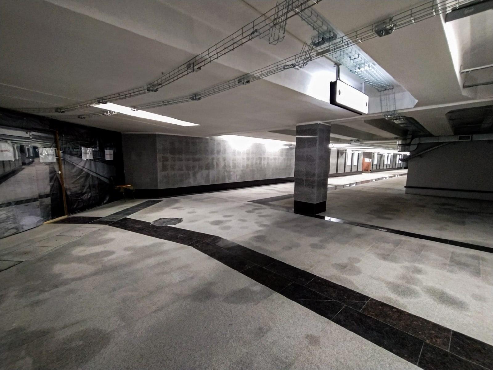 фото Подземный переход открыли на Красном проспекте в Новосибирске: 9 фото после реконструкции 5
