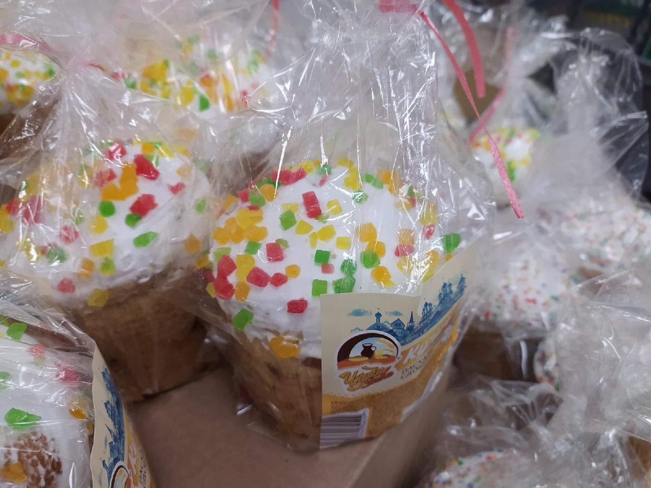 фото Куличи и красители для яиц к Пасхе: обзор цен на праздничные товары в Новосибирске 4