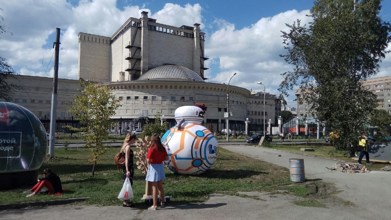 Фото Акция «Посади своё дерево» началась в Новосибирске 4