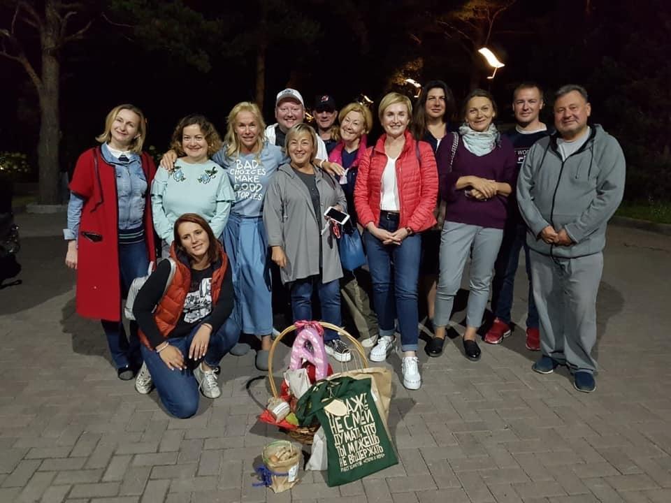 фото Главная по культуре: Анна Терешкова отметила юбилей 2