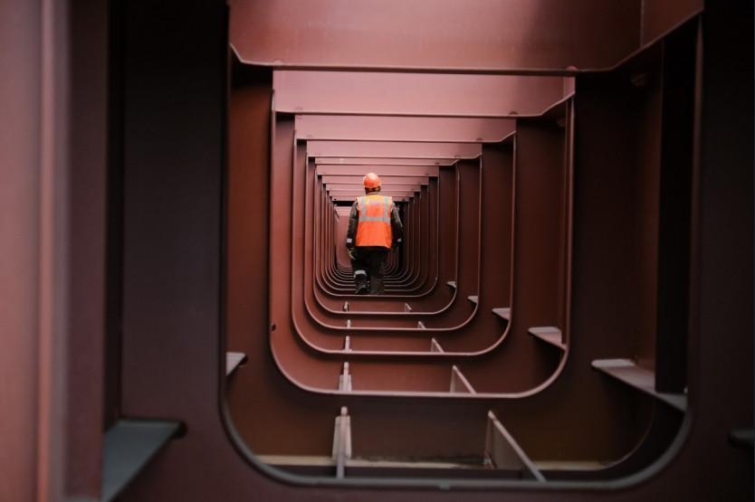Фото Четвёртый мост через Обь обеспечивает работой строителей и предприятия Новосибирской области – Травников 6