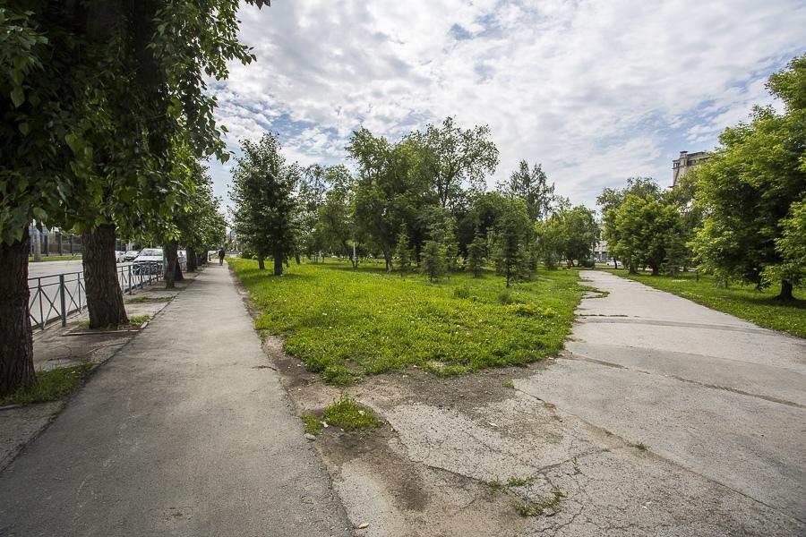 Фото В 2020 году в Новосибирске отремонтируют три парка 2