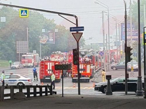 Фото Подробности взрыва в жилом доме Москвы: число пострадавших увеличилось до пяти человек 2