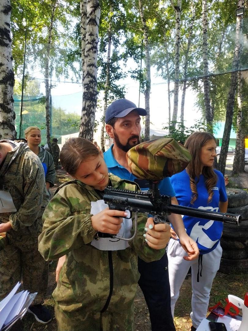 Фото В Новосибирске отметили День ВДВ 2